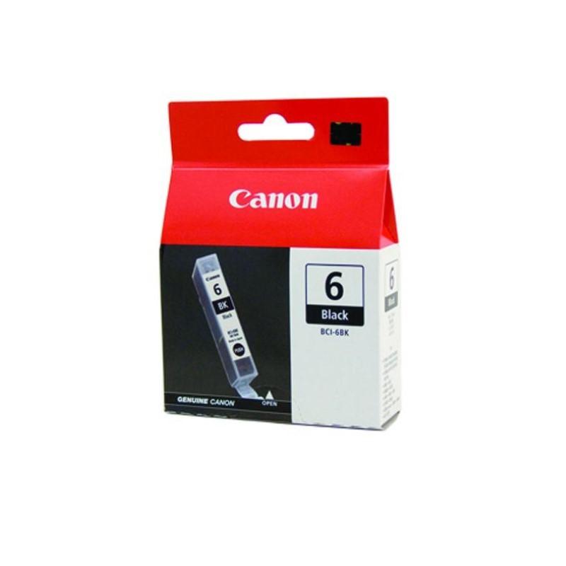 CANON - Ink BCI-6 Black [BCI6B]