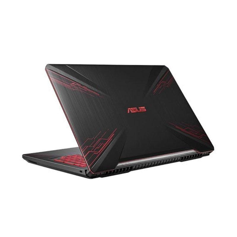 ASUS - TUF Gaming FX504GD-E4310T (i5-8300H/8GB RAM/1TB SSHD/GTX1050 4GB/Win10SL/Red Pattern)