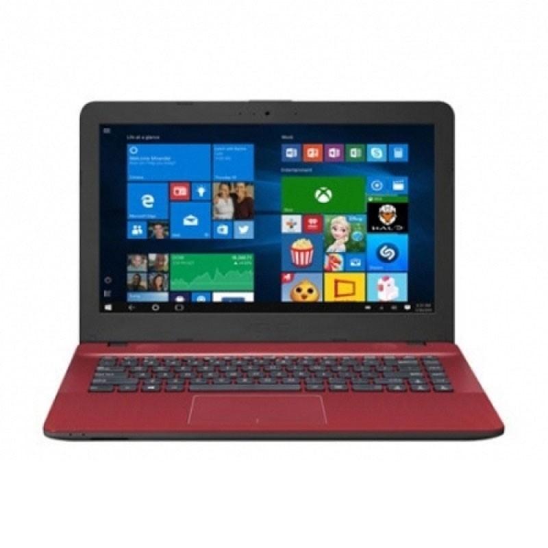 ASUS - X441BA-GA413T (A4-9125/4GB RAM/500GB HDD/14 inch/Win10SL/Red)