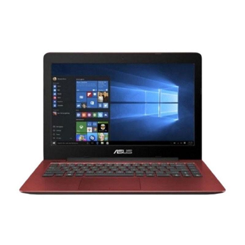 ASUS - X441UA-GA313T (i3-7020U/4GB RAM/1TB HDD/14inch/Win10SL/Red)