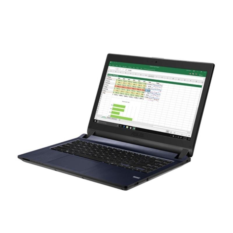 ASUS - Laptop P1440UF-FQ0097R (i5-8250U/4GB RAM/256GB SSD/MX130/14inch/Win10Pro/Stary Grey)
