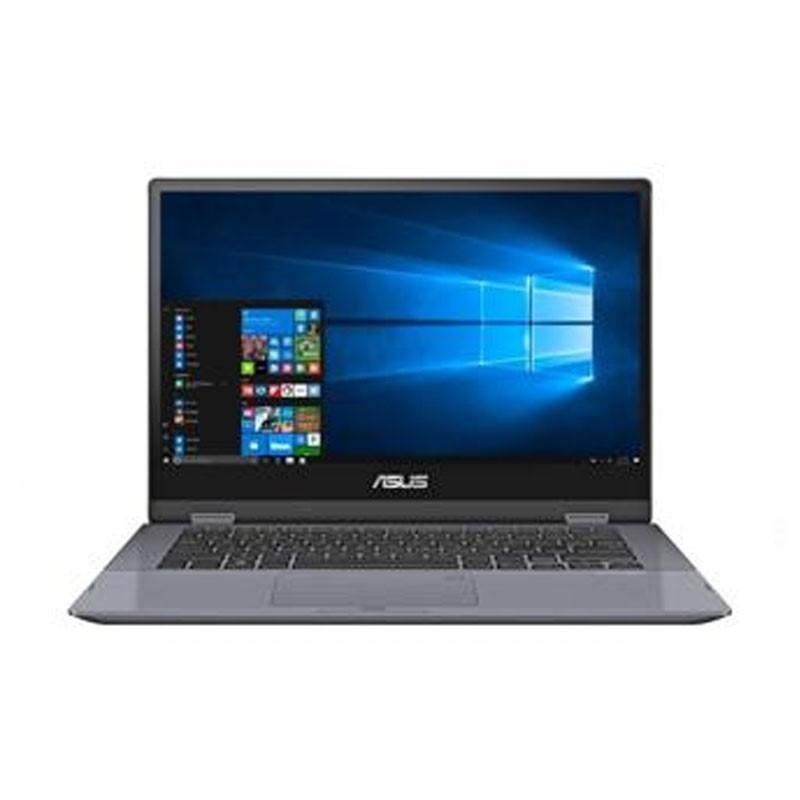 ASUS - VivoBook Flip TP412UA-EC302T (i3-8130U/4GB RAM/256GB/14inch/Win10SL/Silver Blue)