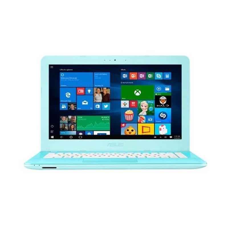 ASUS - X441BA-GA622T (A6-9225/4GB RAM/1TB HDD/14inch/Win10SL/Ice Blue)