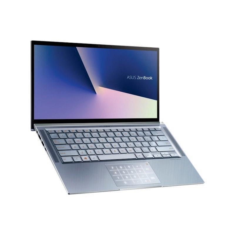 ASUS - UM431DA-AM501T (R5-3500U/8GB RAM/512GB SSD/Win10SL/Silver Blue)