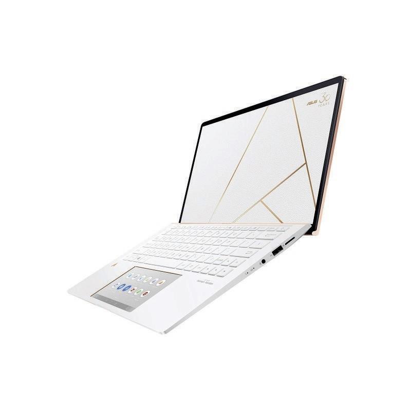 ASUS - UX334FL-30TH (i7-8565U/16GB RAM/1TB SSD/MX250/Screenpad/Win10SL/Leather White)