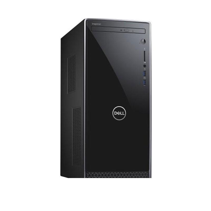 DELL - Inspiron 3670 Desktops (i3-9100/8GB DDR4/1TB HDD/Intel UHD Graphics 630/Win10H/Dell 20 Monitor - E2016HV)