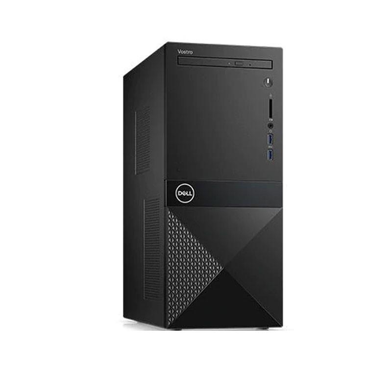 DELL - Vostro Desktops 3671 (i3-9100/4GB (1x4GB) DDR4/1TB HDD/Integrated Graphics/Ubuntu/Dell 20 Monitor - E2016HV)