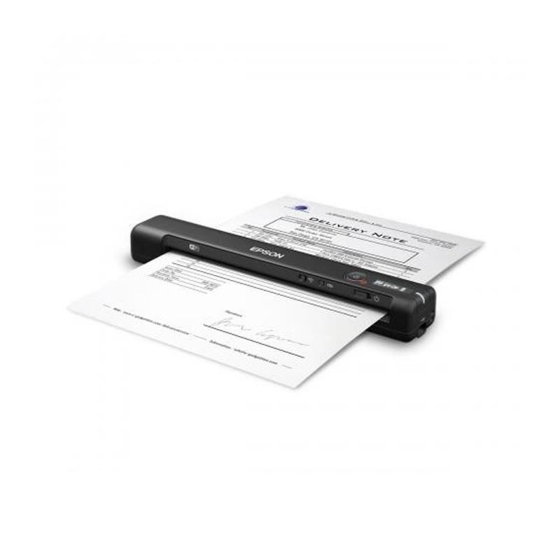 EPSON - ES-60W Portable Scanner