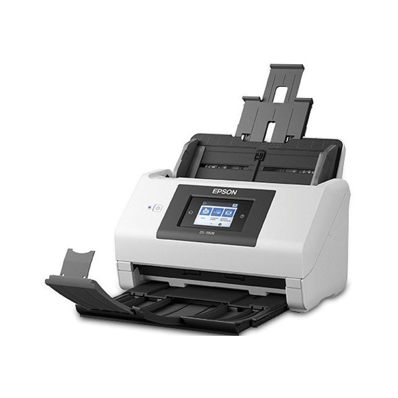 EPSON - DS-780N Sheet-Fed Document Scanner