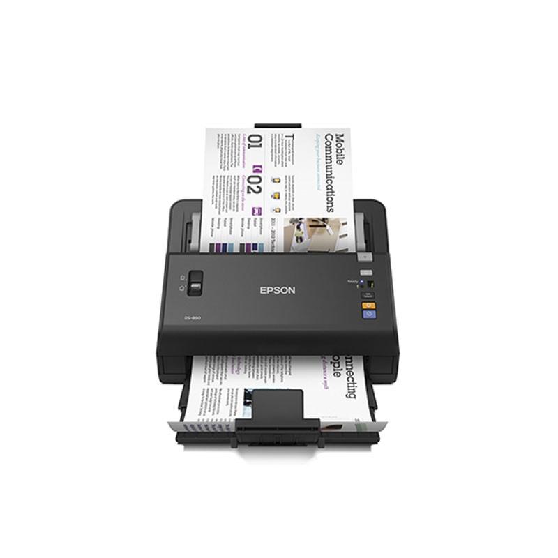 EPSON - DS-860 Sheet-Fed Document Scanner
