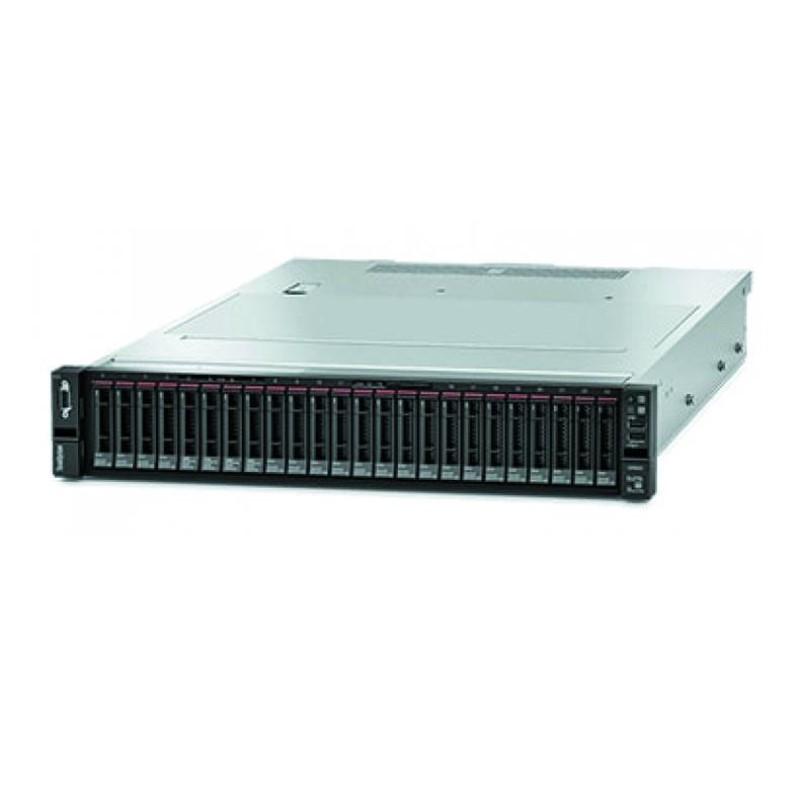 LENOVO - Thinksystem SR650 (2xGold 5118 12C 2.3GHz/RAM 8x32GB/HDD 8x2.4TB SAS/2x2750W)