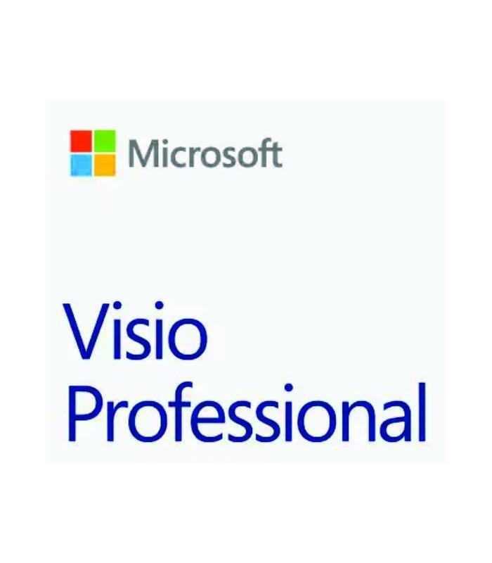 MICROSOFT - [Visio Professional] VisioPro SA OLP NL Gov [Pemerintah]