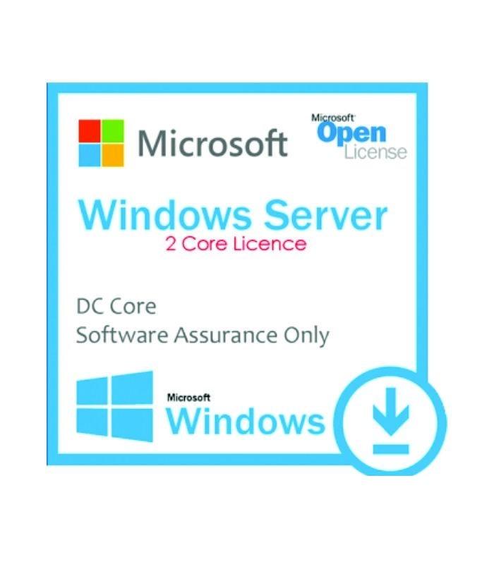 MICROSOFT – [Windows Server DC Core] WinSvrDCCore LicSAPk OLP 2Lic NL Gov CoreLic Qlfd [Pemerintah]