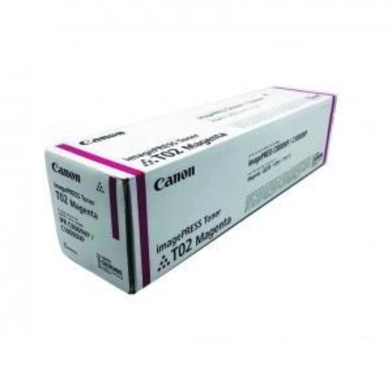 CANON - Magenta Toner Cartridge T02