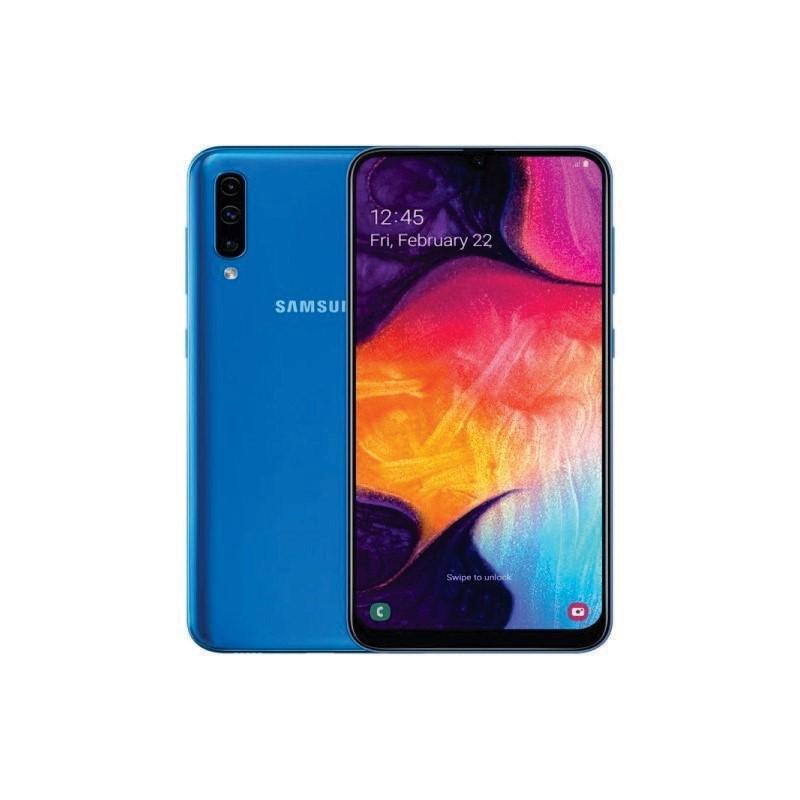 SAMSUNG - A50 128 GB Blue [SM-A505FZBHXID]