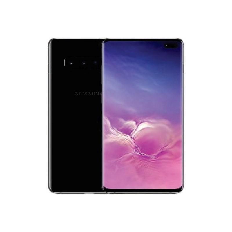 SAMSUNG - S10+ 128 GB Black [SM-G975FZKDXID]