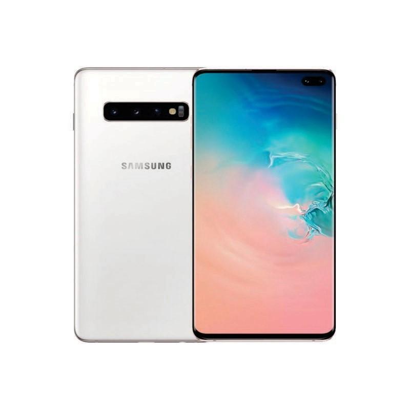 SAMSUNG - S10+ 512 GB White [SM-G975FCWGXID]