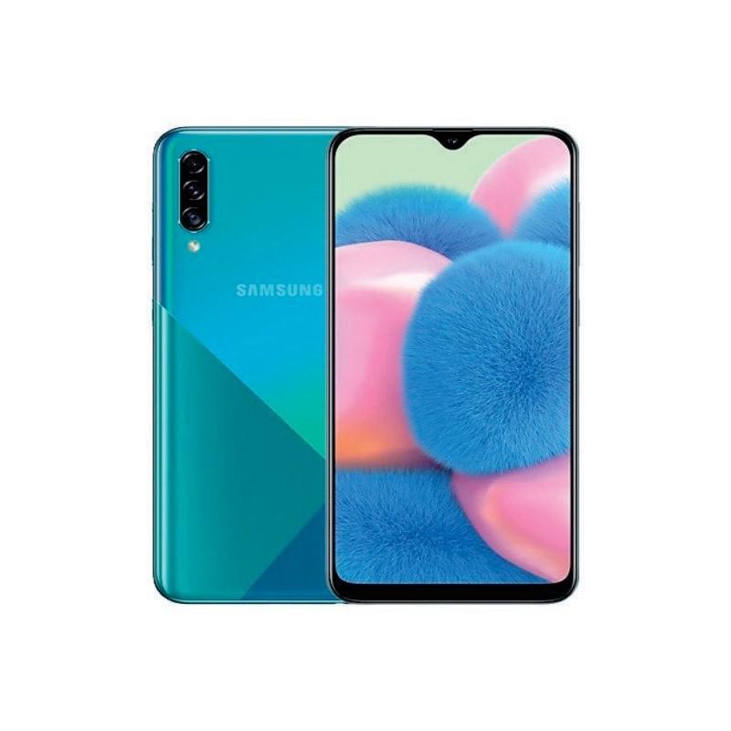 SAMSUNG - Galaxy A50s 128Gb Green [SM-A507FZGWXID]