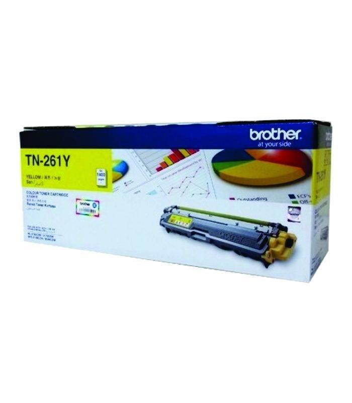 BROTHER - Yellow Toner Cartridge TN-261Y