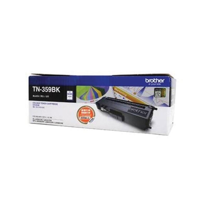 BROTHER - Black Toner Cartridge TN-359BK