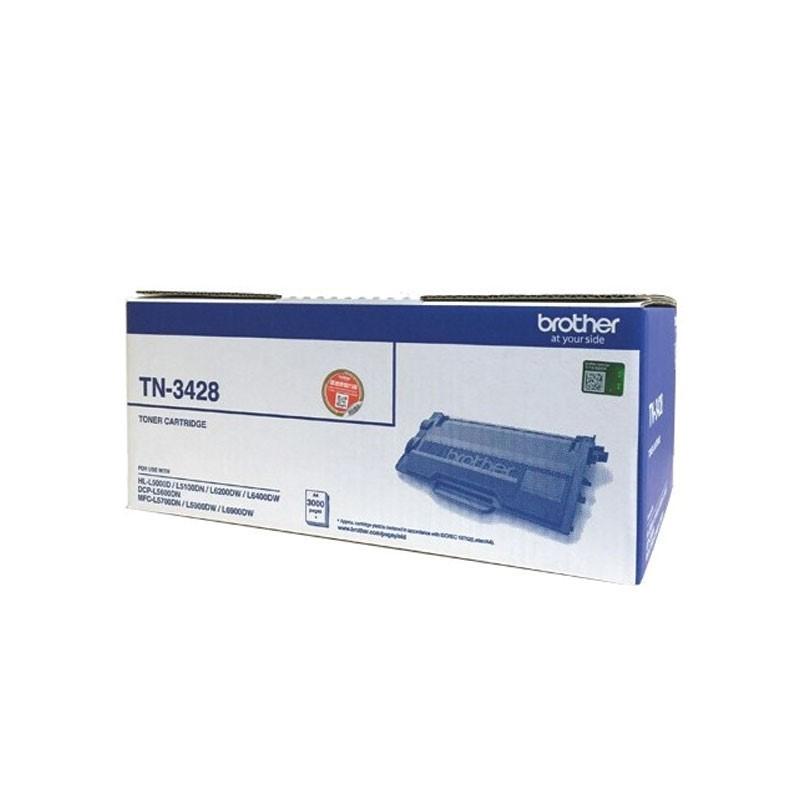 BROTHER - Black Toner Cartridge TN-3428