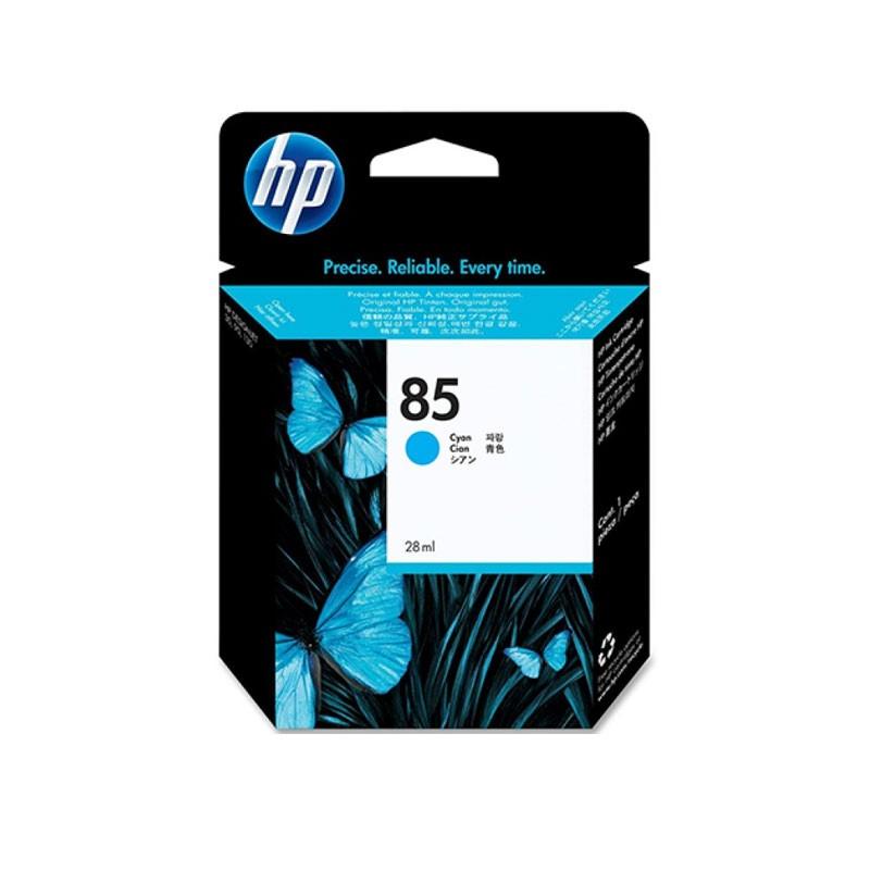 HP - 85 cyan ink cartridge [C9425A]