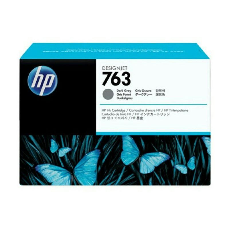 HP - 763 775ml Matte Black Ink Cartridge [CN072A]
