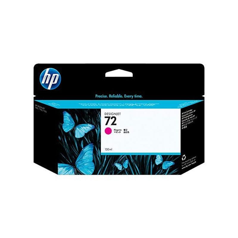 HP - 72 130ml Magenta Ink Cartridge [C9372A]