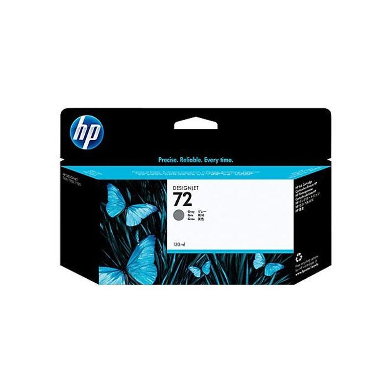 HP - 72 130ml Gray Ink Cartridge [C9374A]