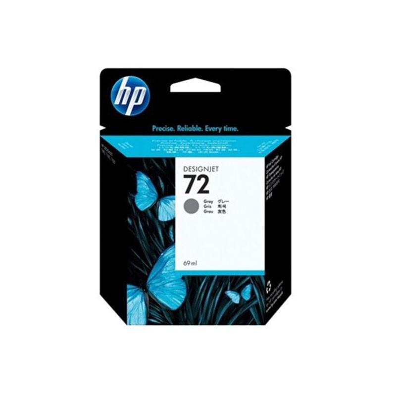 HP - 72 69ml Gray Ink Cartridge [C9401A]