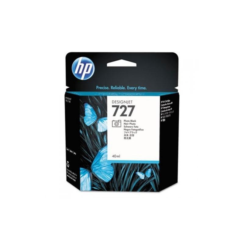 HP - 727 40-ml Photo Black Ink Cartridge [B3P17A]