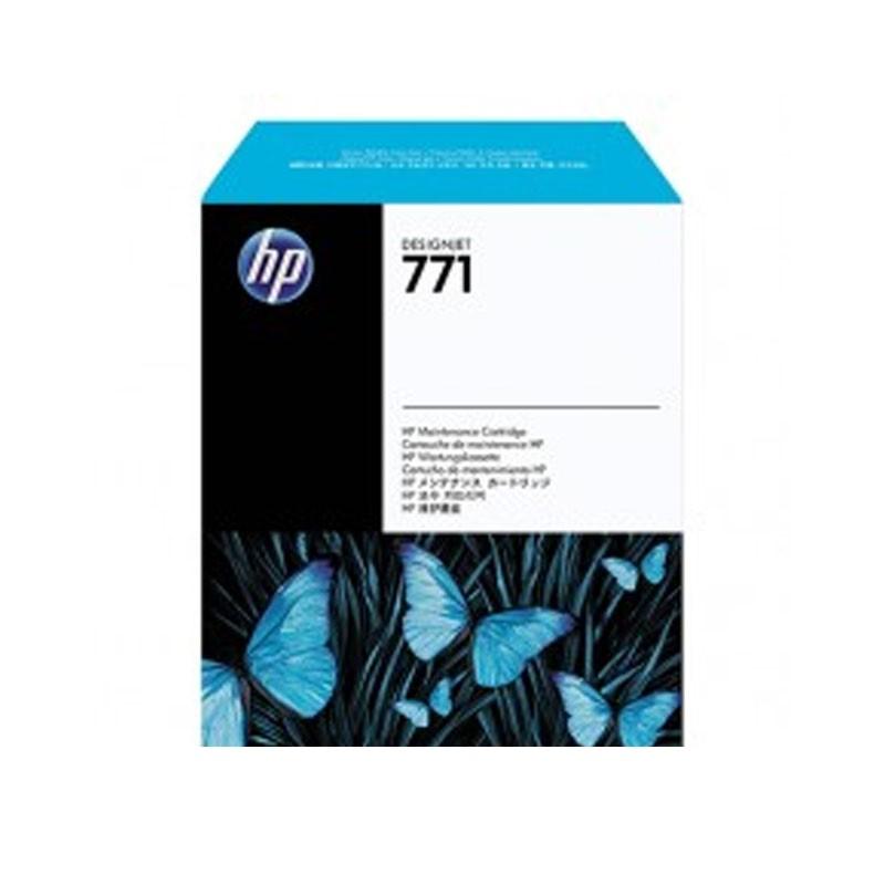 HP - 771 Designjet Maintenance Cartridge [CH644A]