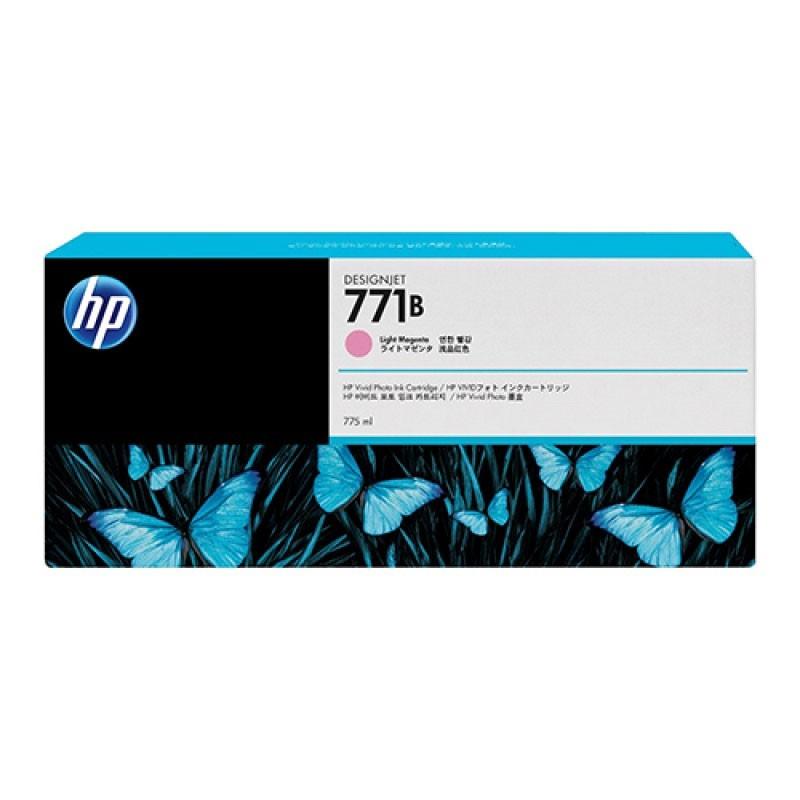 HP - 771B 775ml Lt Magenta Ink Cartridge [B6Y03A]