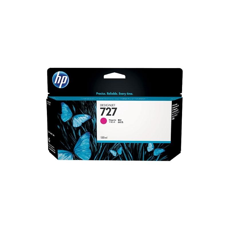 HP - 727 300-ml Magenta Ink Cartridge [F9J77A]