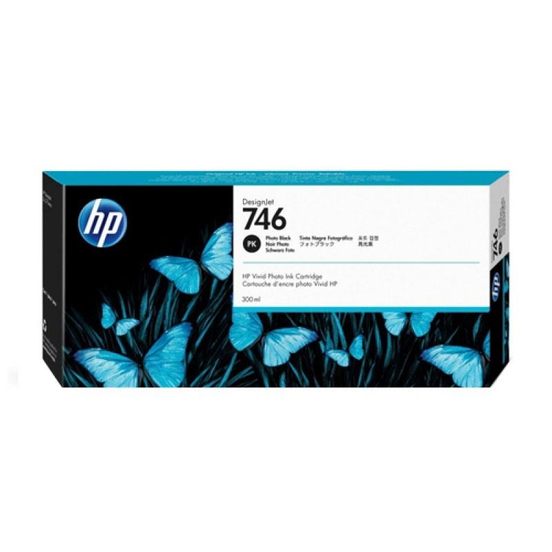 HP - 746 300-ml Photo Black Ink Crtg [P2V82A]