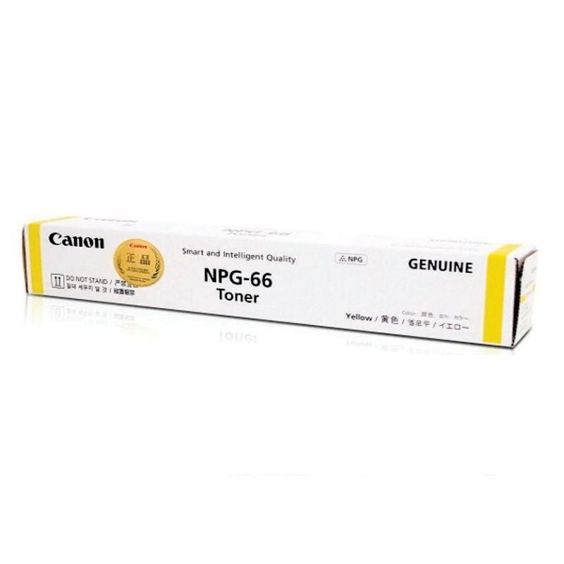 CANON - Yellow Toner NPG-66