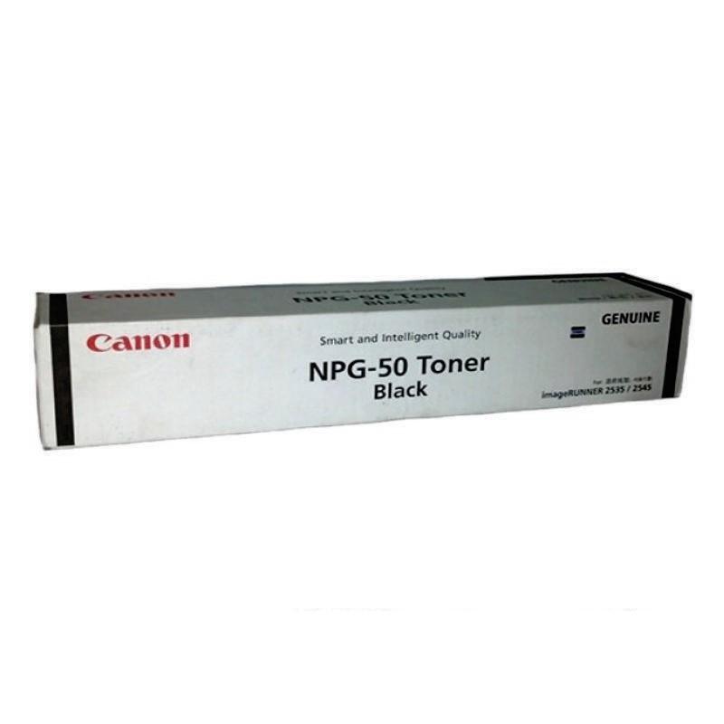 CANON - Black Toner NPG-50