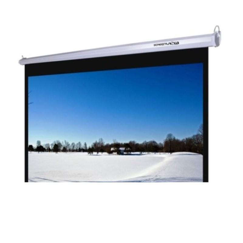 SCREENVIEW - Manual Screen 218x290 cm / 150inch Diagonal [MWSSV2230L]