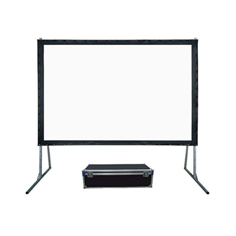 SCREENVIEW - Folding Screen Rear Projection 320x427 cm / 200inch Diagonal [RSSV3141]
