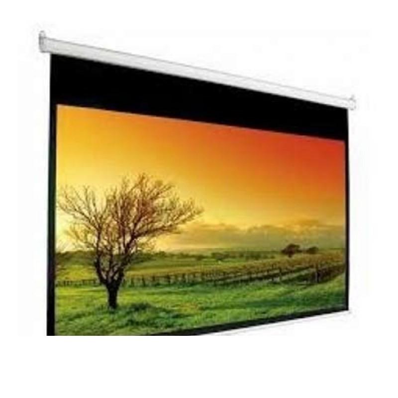 D-LIGHT - Manual Wall Screen 178x178 cm / 70inchx70inch [MWSDL1717L]