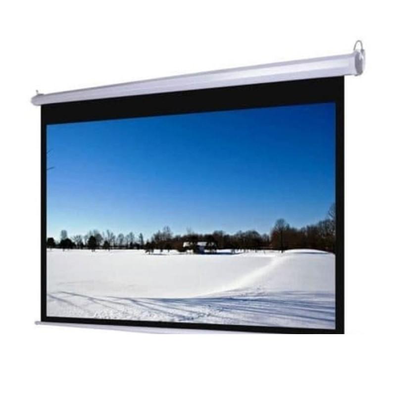 D-LIGHT - Manual Wall Screen 180x234 cm / 120inch Diagonal [MWSDL1824L]