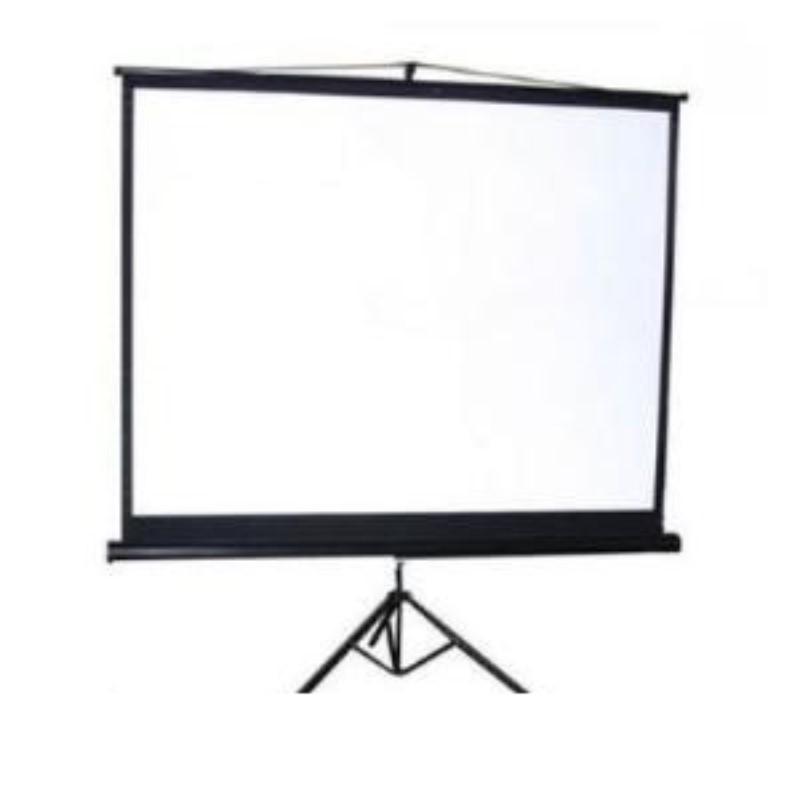 D-LIGHT - Tripod Screen 178x178 cm / 70inchx70inch [TSDL1717L]