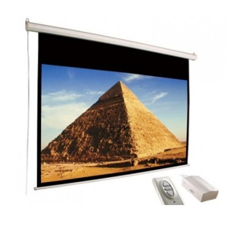 D-LIGHT - Motorized Screen 300x300 cm / 120inchx120inch  [EWSDL3030RL]