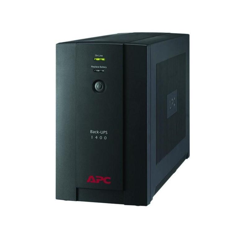 APC - Back-UPS 1400VA [BX1400U-MS]
