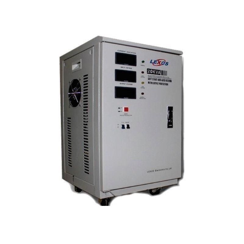 LEXOS - Stabilizer 1 Phase ST 20000 SD