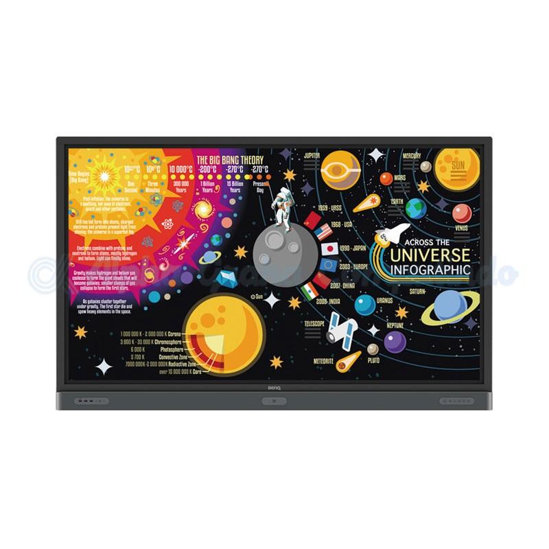 BENQ - Interactive Flat Panel 75inch [RP7501K]