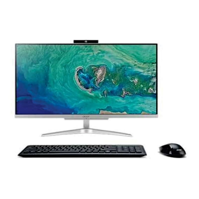 ACER - Aspire C27-885 (i5-8250U/4GB DDR4/1TB HDD/Wireless Keyboard + Mouse/MX130 2GB/W10H/27inch) [DQ.BCNSN.001]