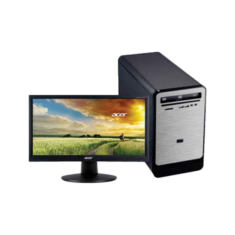 ACER - Aspire TC-708 (G5400/4GB DDR4/1TB HDD/USB Keyboard + Mouse/W10H/19.5inch) [UX.BC7SD.001]