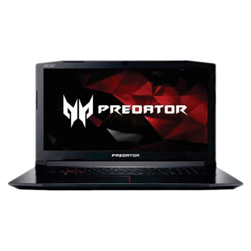ACER - Notebook Predator Helios 300 PH315-51 (i7-8750H/2x8GB/256GB SSD+1TB/GTX1060 6GB/15.6inch/W10H) [NH.Q4VSN.003]