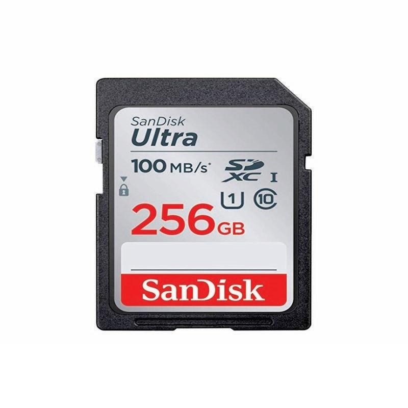 SANDISK - Ultra SDHC 256GB [SDSDUNR-256G-GN6IN]
